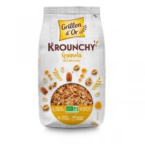 Grillon d'or - Krounchy Granola 500g