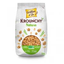 Grillon d'or - Krounchy nature 1kg