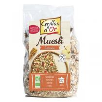 Grillon d'or - Organic Buckwheat Muesli 500g