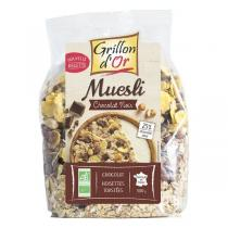 Grillon d'or - Muesli Chocolat 500g