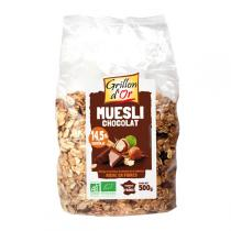 Grillon d'or - Chocolate Muesli 500g