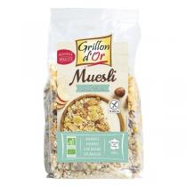 Grillon d'or - Organic Gluten-free Muesli 500g