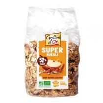 Grillon d'or - Organic Super Muesli 52% 1kg