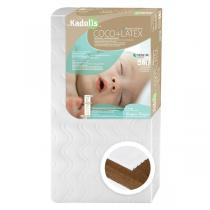 Kadolis - Natural Coco & Latex Baby Mattress 60x120cm