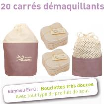 Les Tendances d Emma - Kit Eco Belle Trousse+ 3 Tissus au choix