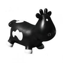 KidzzFarm - Betsy the Cow Animal Hopper Black