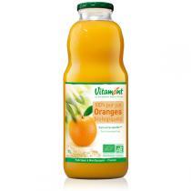 Vitamont - Pure Organic Orange Juice 1L
