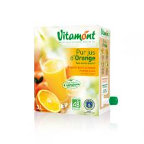 Vitamont - Pure organic orange juice dispenser 3L