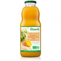 Vitamont - Organic Pure Orange & Grapefruit Juice 1L