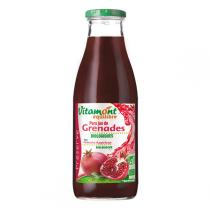Vitamont - Organic Pomegranate Juice 75 cl