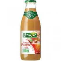 Vitamont - Pur Jus de Pommes Bio 1L