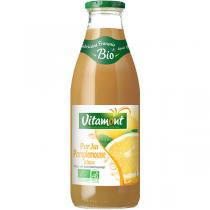 Vitamont - Pure Organic White grapefruit Juice 1L