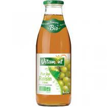 Vitamont - Pur Jus Raisins Blancs Bio 1L
