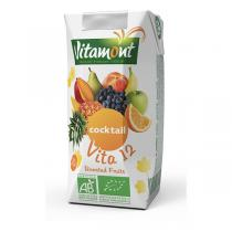 Vitamont - Tetra Park Vita 12 fruits 20cL