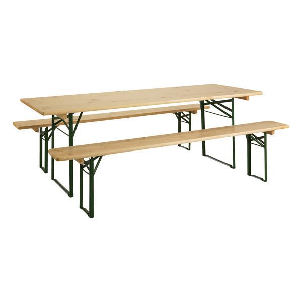 Table pique nique brasseurs burger acheter sur - Fabriquer une table de picnic en bois ...