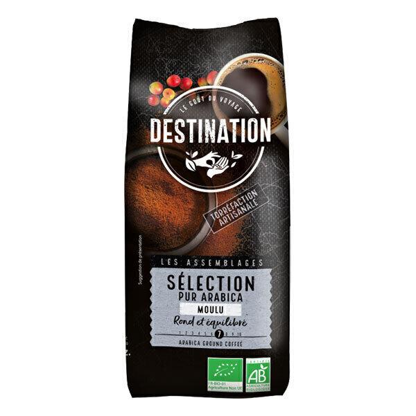 Destination - Café moulu Sélection pur arabica 500g