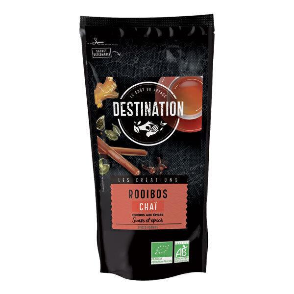 Destination - Rooibos Chaï aux épices 100g