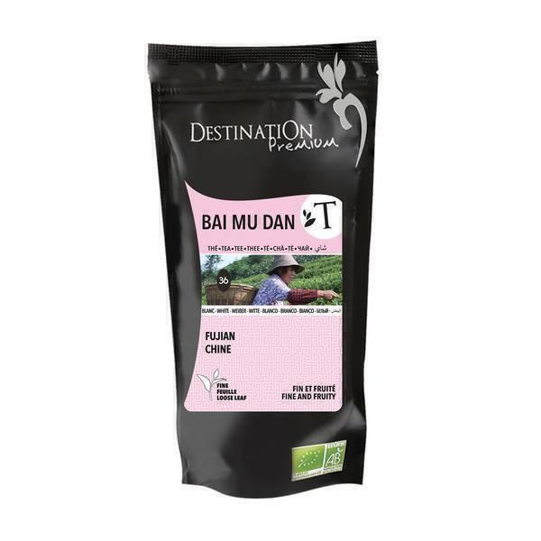 Destination - Bai Mu Dan Tea 50g