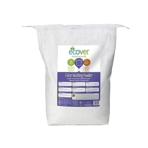 Ecover - Lessive en poudre couleurs 7,5kg