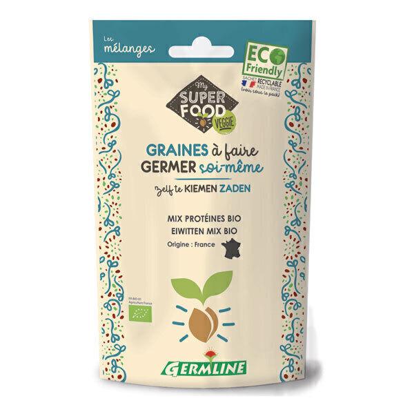 Germ'line - Graines Bio Mix Protéines 200g