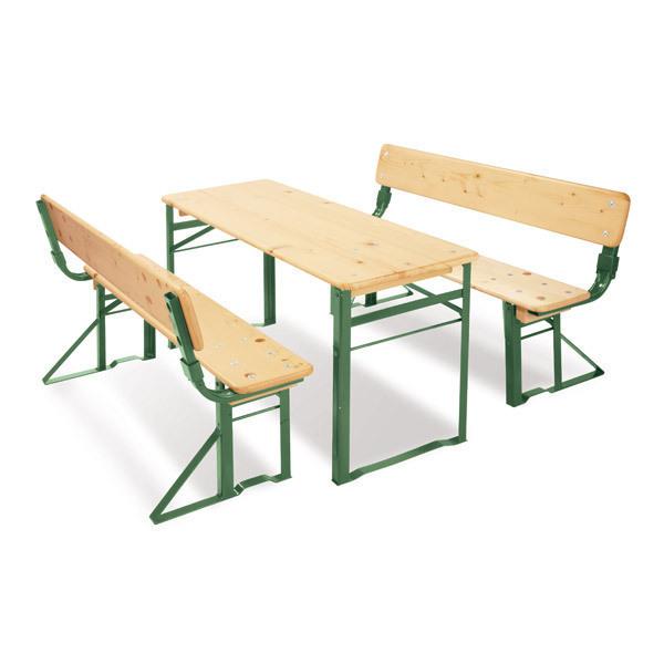Table bancs avec dossier sepp pinolino acheter sur - Pinolino france ...