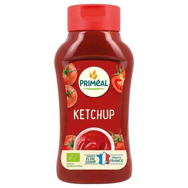 Priméal - Ketchup flacon souple 560g