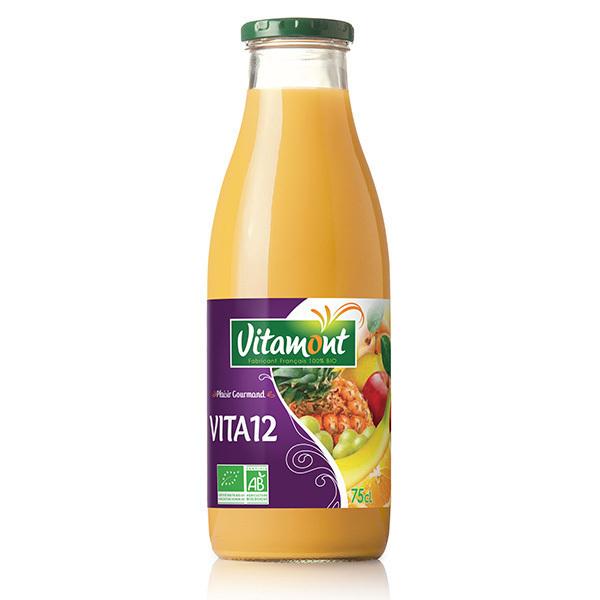 Vitamont - 12 Fruits Vita Organic Cocktail 75 cL