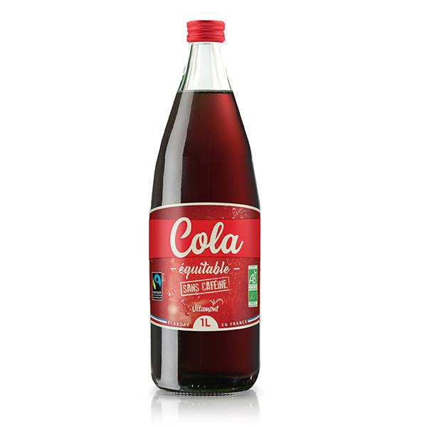 Vitamont - Cola Bio Equitable 1L