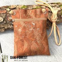 "OAK Forest - Sac en liège naturel ""Essentiel REFLET DORE"" - Sac Vegan"