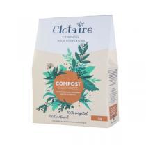 Clotaire - Compost 1kg, 100% végétal