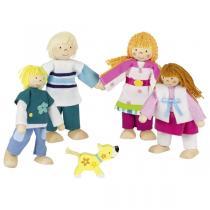 Goki - Famille poupées articulées Susibelle - Goki