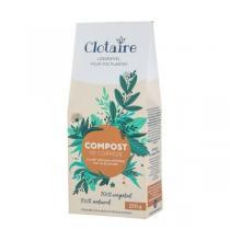 Clotaire - Compost 250gr, 100% végétal