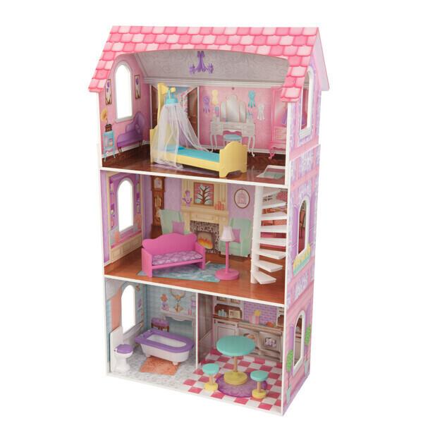 Kidkraft - Maison de poupée en bois Pénélope - Kidkraft