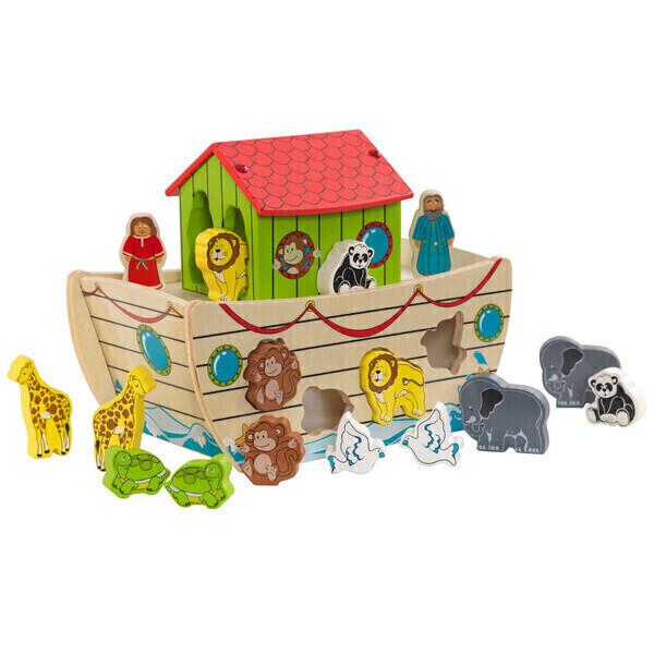 Kidkraft - Boite à formes Arche de Noé - Kidkraft