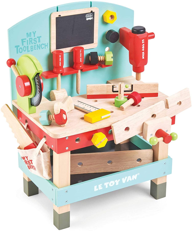 Le toy van - Mon premier atelier