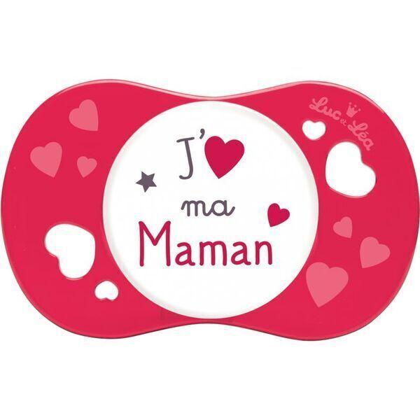 """Luc Et Lea - Luc & Léa Sucette +6 mois """"J'aime ma maman"""""""