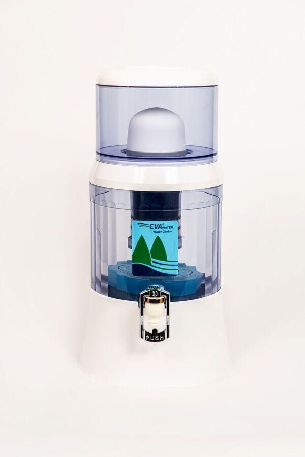Fontaine EVA - Fontaine à eau filtrante EVA 700 PLC  7L