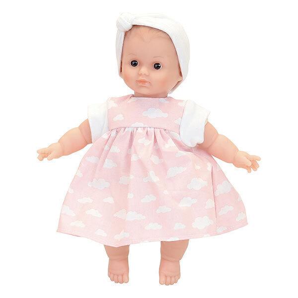 Petitcollin - Poupée Écolo Doll Petit Nuage 25 cm - Dès 12 mois