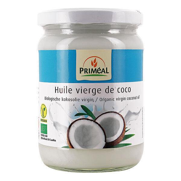 Priméal - Huile vierge de coco 500ml