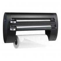 Emsa - Derouleur triple superline 40 cm noir