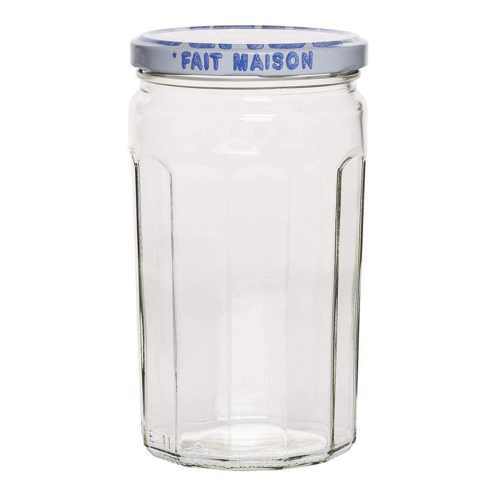 Le Parfait - Pack de 4 confituriers 645 ml