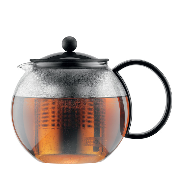 Bodum - Théière Assam filtre inox 1 L