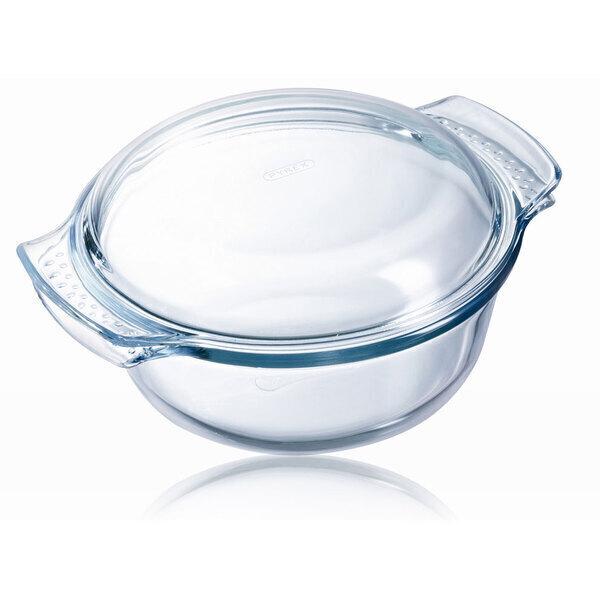 Pyrex - Cocotte ronde 1l pyrex - classic