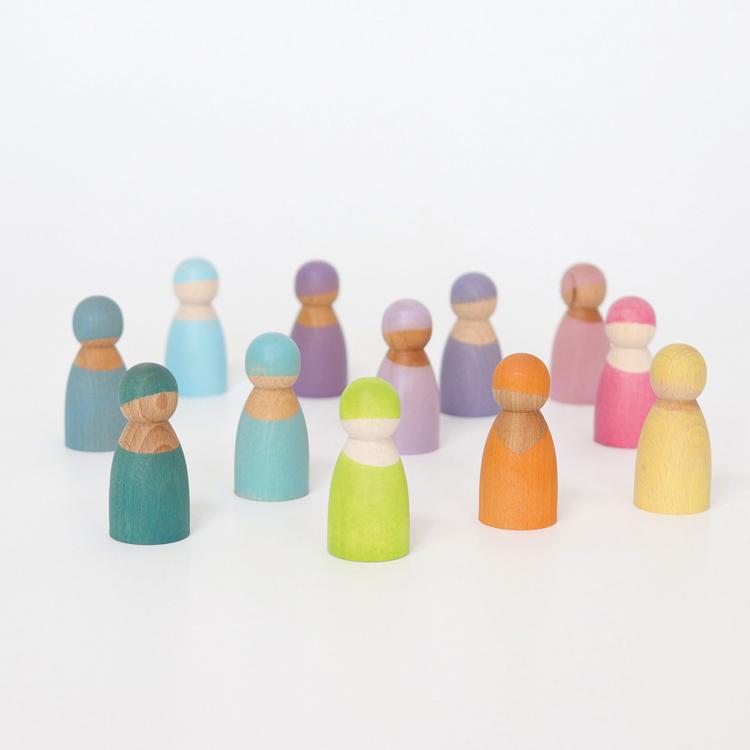 GRIMM'S - Les 12 amis pastel