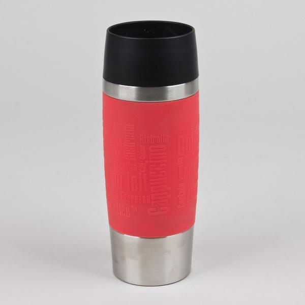 Emsa - Travel mug isotherme rouge 36 cl