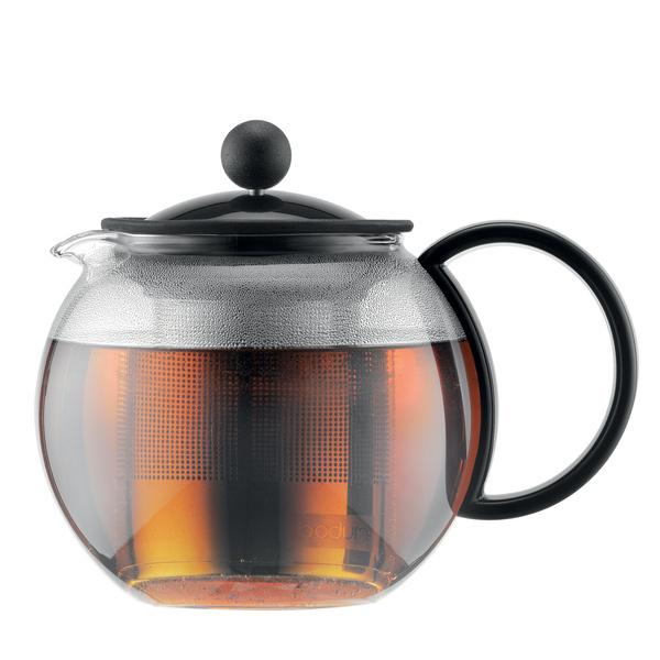 Bodum - Théière Assam filtre inox 0.5 L