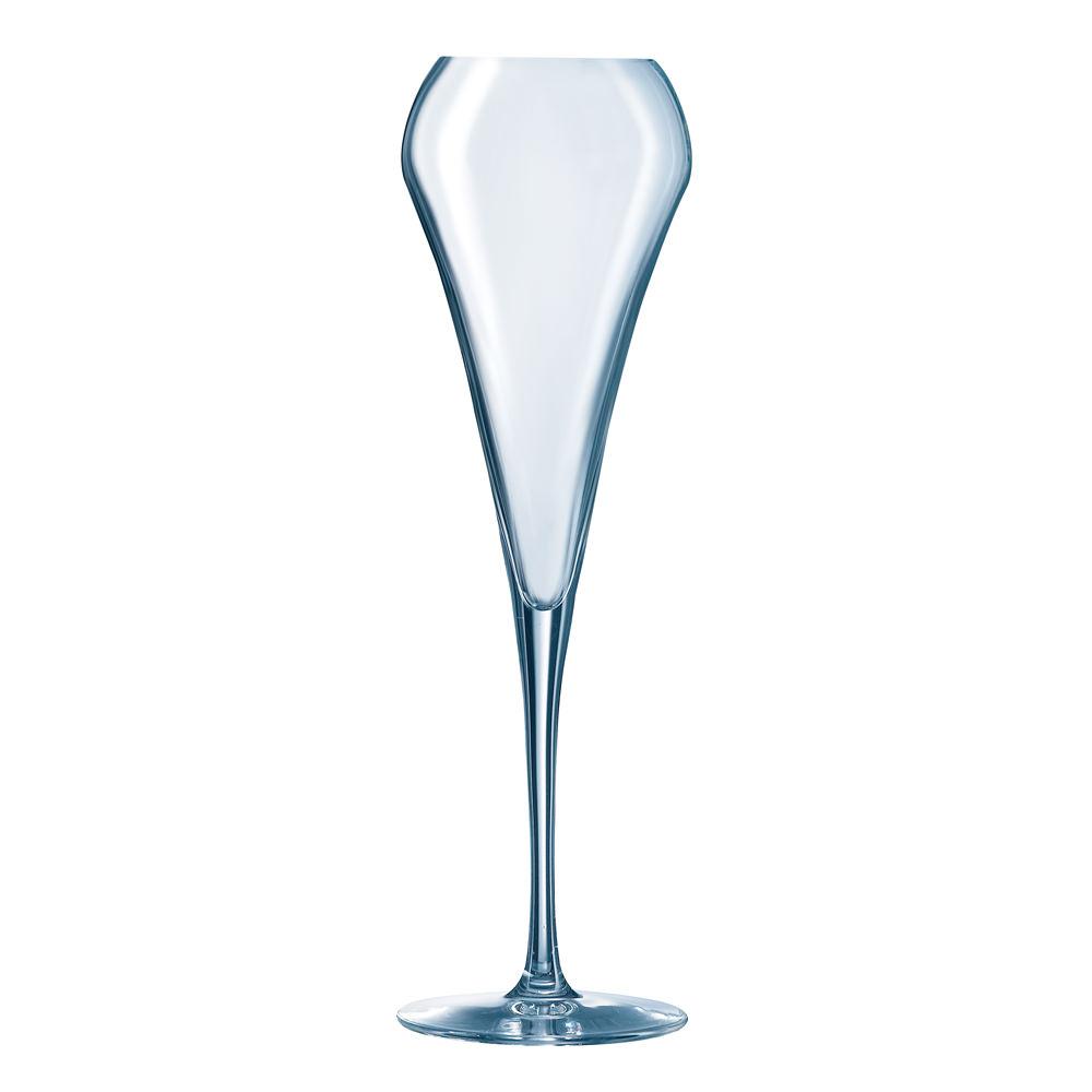 Chef & Sommelier - Flûte champagne effervescent 20 cl open up kwarx (lot de 6)