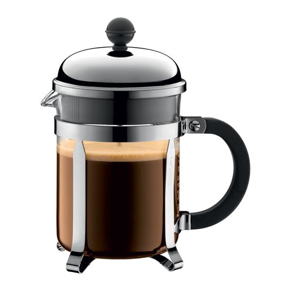 Bodum - Cafetière Chambord 4 tasses 0.5 litre en inox