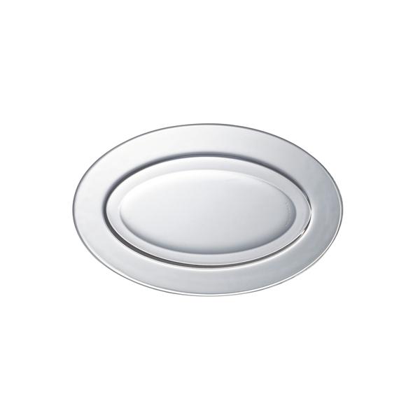 Duralex - Plat ovale 26 cm lys (lot de 2)