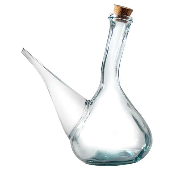 Table Passion - Porron en verre et bouchon de liège 1L